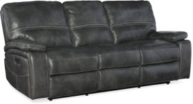 Arturo Power Motion Sofa with Power Headrest & Power Lumbar Support