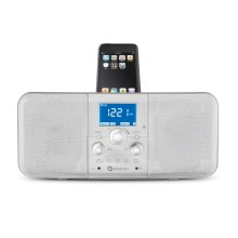Duo-i AM/FM Stereo Radio with iPod Dock