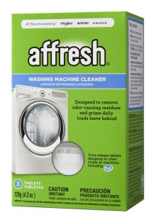 Affresh® 3 Count Washer Cleaner
