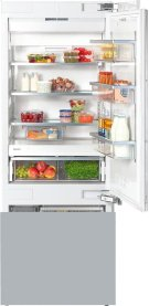 KF 1803 Vi MasterCool fridge-freezer with large storage space and high-quality features for exacting demands. Product Image