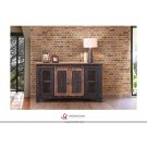 """60"""" TV Stand w/4 doors & Shelves Product Image"""