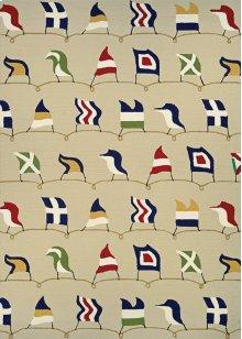 6852/6486 Nautical Flags / Sand Area Rugs