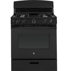 "GE® 30"" Free-Standing Gas Range [OPEN BOX]"