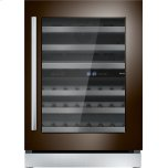 "Thermador24"" UNDER-COUNTER WINE RESERVE WITH GLASS DOOR T24UW900RP"