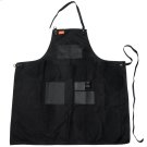 Grilling Apron - Black Canvas & Leather XL Product Image