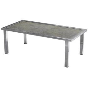 Lugano Slate Rectangular Cocktail Table