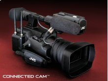 HAND-HELD CONNECTED CAM™ 1-INCH BROADCAST CAMCORDER