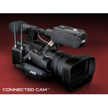 HAND-HELD CONNECTED CAM 1-INCH BROADCAST CAMCORDER