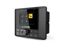 Weatherproof Source Unit with Full-Color LCD Display - 25 Watts x 4 @ 4