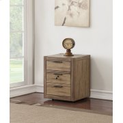 Brighton 2 Drawer Rolling File Cabinet Product Image