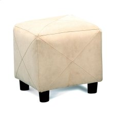 Casual Taupe Ottoman