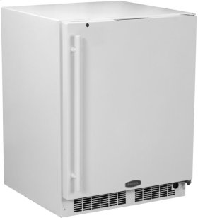 """24"""" All Refrigerator ADA Height (Marvel Low Profile) - Smooth White Door, Right Hinge"""
