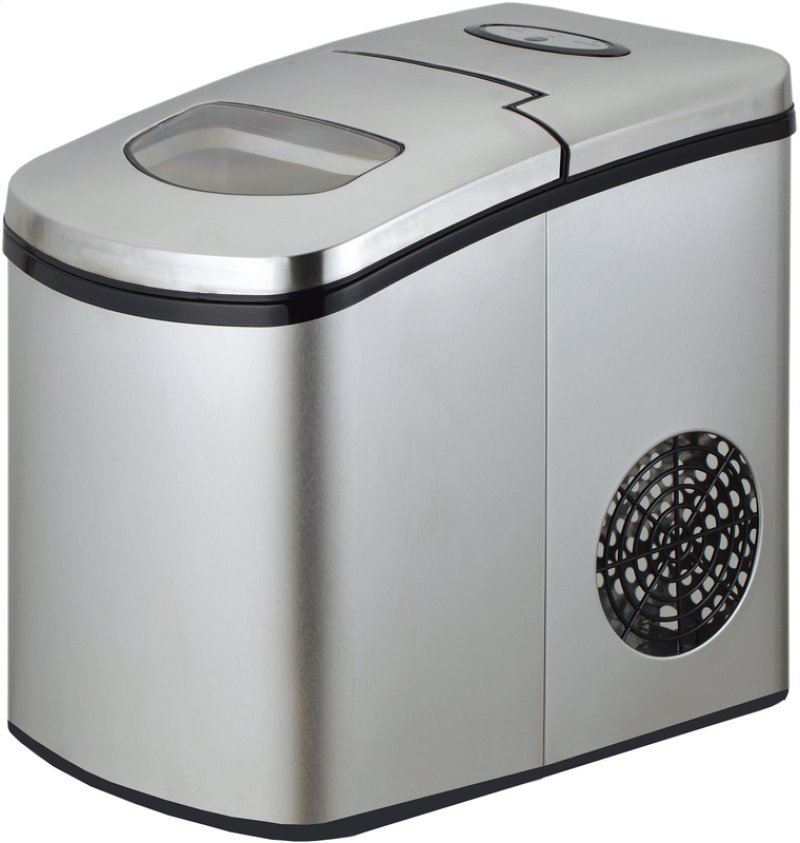 Danby Countertop Ice Maker Stainless Steel : ... Stainless Steel by Avanti in Tulsa, OK - Portable Countertop Ice-Maker