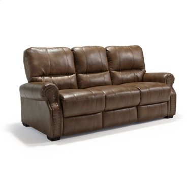 LANDER COLL. Power Reclining Sofa