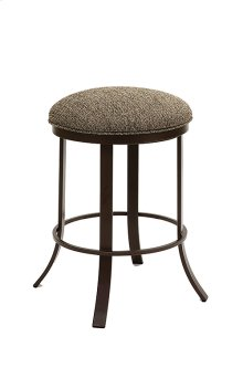 Baltimore B507H26BS Backless Swivel Bar Stool