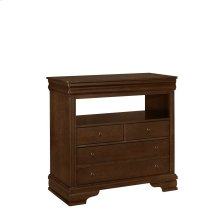 French Market - Media Chest - 4 Drawers