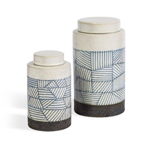 Aldrich Tea Jars
