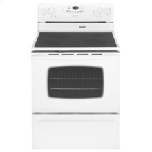 """30"""" Self-Cleaning Freestanding Electric Range"""
