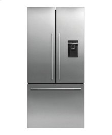 ActiveSmart Fridge - 17 cu. ft. counter depth French Door with ice & water