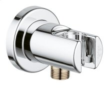 Relexa Shower outlet elbow, 1/2""