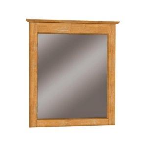 JOHN THOMAS FURNITURELancaster Mirror. Solid wood panel sides & full extension drawer glides