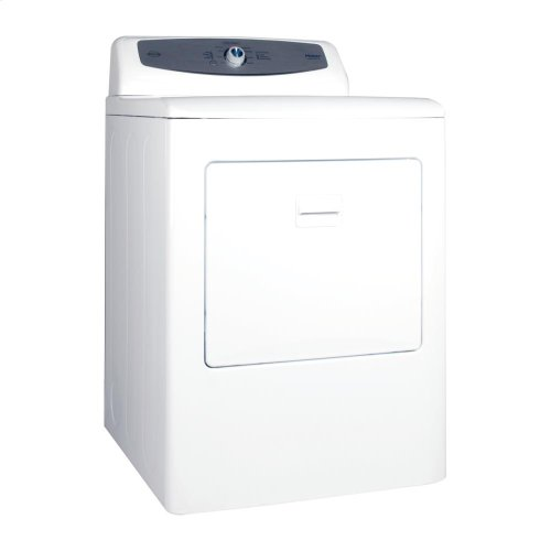 6.5 Cu. Ft. Capacity Top-Load Electric Dryer