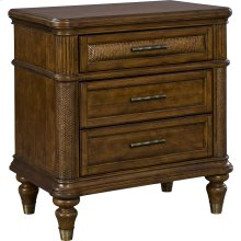 Amalie Bay Drawer Nightstand
