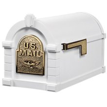 Eagle KS-1A Keystone Series Mailbox