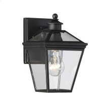 "Ellijay 7"" Steel Wall Lantern"