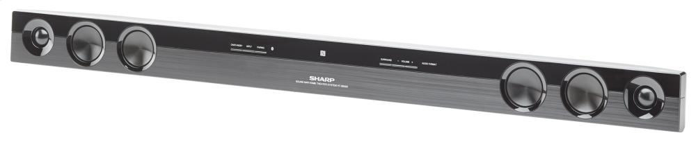 2.0 Channel Sound Bar Home Theater System