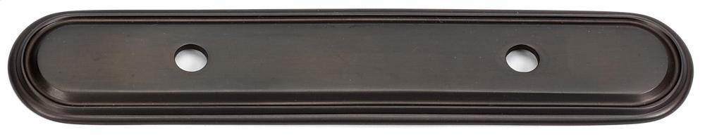 Venetian Backplate A1508-35 - Chocolate Bronze