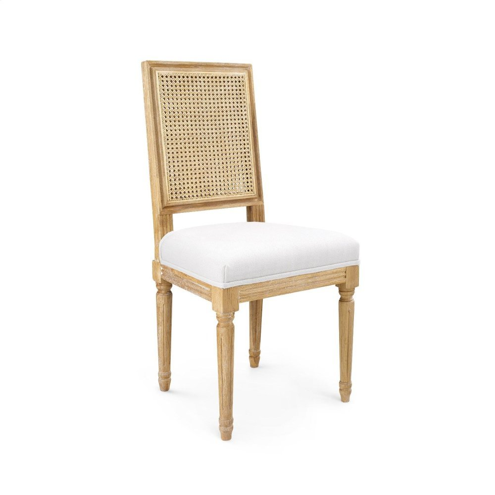 Annette Side Chair, Natural