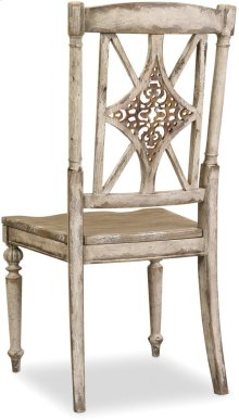 Chatelet Fretback Side Chair