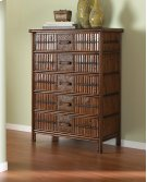 Tahiti Five Drawer Chest Product Image