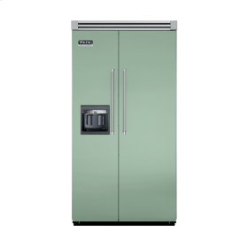 "Sage 42"" Side-by-Side Refrigerator/Freezer with Dispenser - VISB (Integrated Installation)"