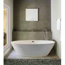 Alissa  Bold and Beautiful Freestanding Tub