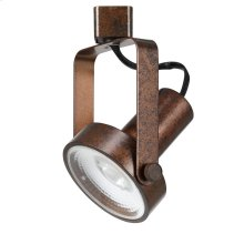 AC 17W, 3300K, 1150 Lumen, dimmable integrated LED track fixture