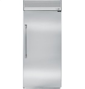 """36"""" Professional Built-In All Refrigerator"""