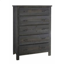 Chest - Charcoal Finish