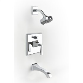 Tub and Shower Trim Hudson (series 14) Polished Chrome