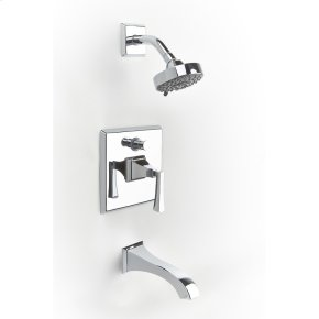 Tub and Shower Trim Hudson (series 14) Polished Chrome