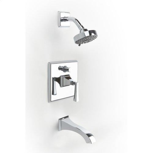 Tub and Shower Trim Leyden (series 14) Polished Chrome