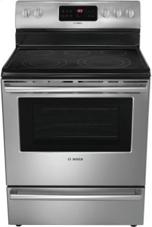 "30"" Electric Freestanding Range 500 Series - Stainless Steel HES5053U"