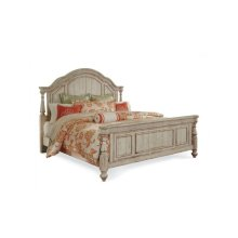 Belmar II King Panel Bed