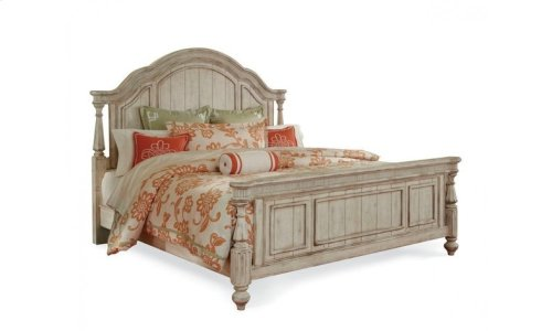 Belmar II California King Panel Bed