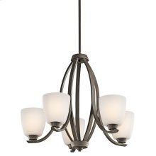 Granby Collection Granby 5 Light Chandelier - OZ