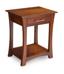 Loft Nightstand Table