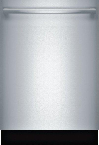 800 Bar Hndl, 6/5 cycles, 42 dBA, Flex 3rd Rck, UR glide, Touch Cntrls, InfoLight - SS Product Image