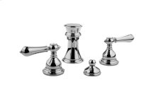 Canterbury/Nantucket Bidet Set