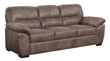 Sofa Almond Brown